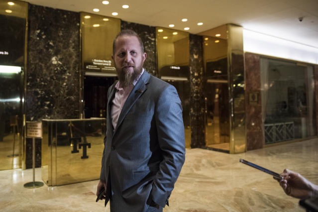 Brad Parscale, the Trump campaign's digital director. (Photo: Jabin Botsford/Washington Post via Getty Images)