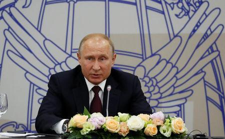 Vladimir Putin: Lifting Russia sanctions would benefit all
