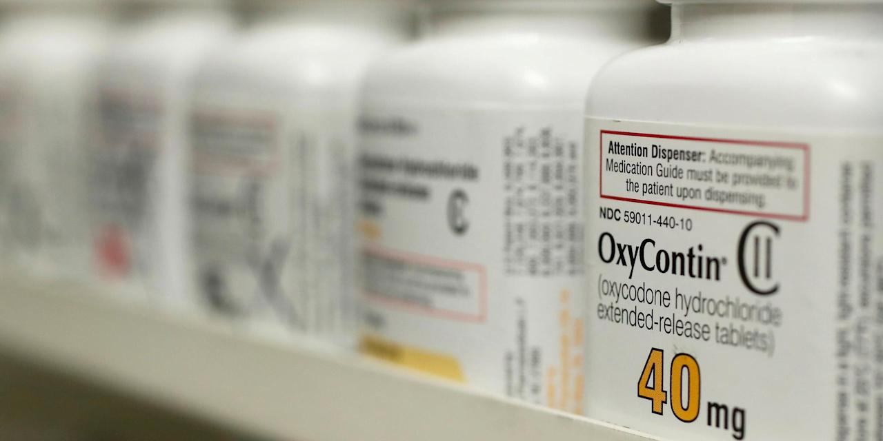 OxyContin drugmaker Purdue Pharma pleads guilty to federal criminal charges