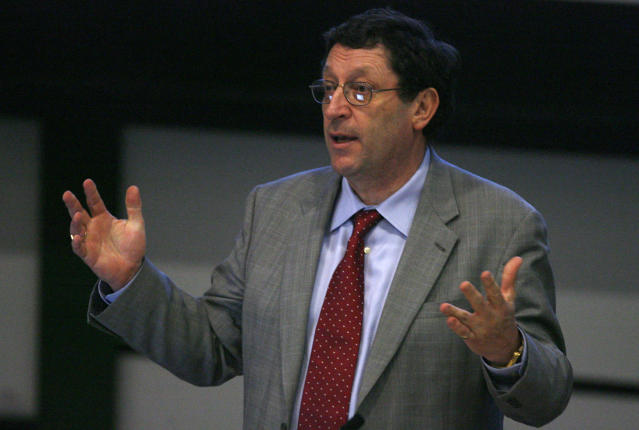 Former Bank of England monetary Policy Committee member David Blanchflower. Photo: Reuters
