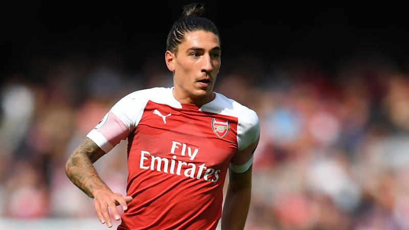 Arsenal full-back Bellerin unsettled by 'homophobic insults'
