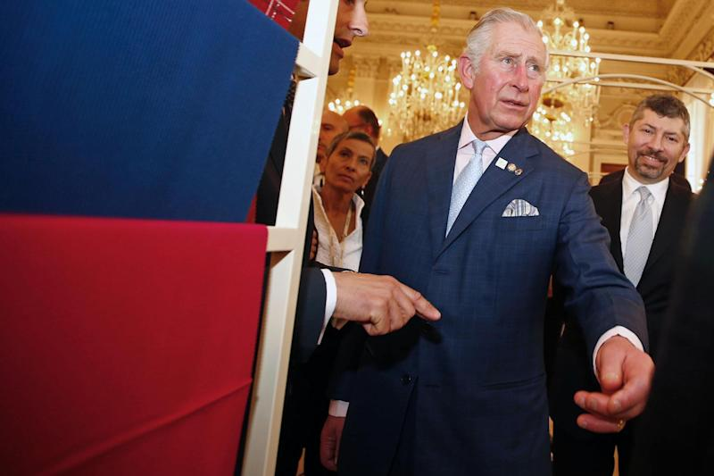 Italy visit: Prince Charles: AFP/Getty Images