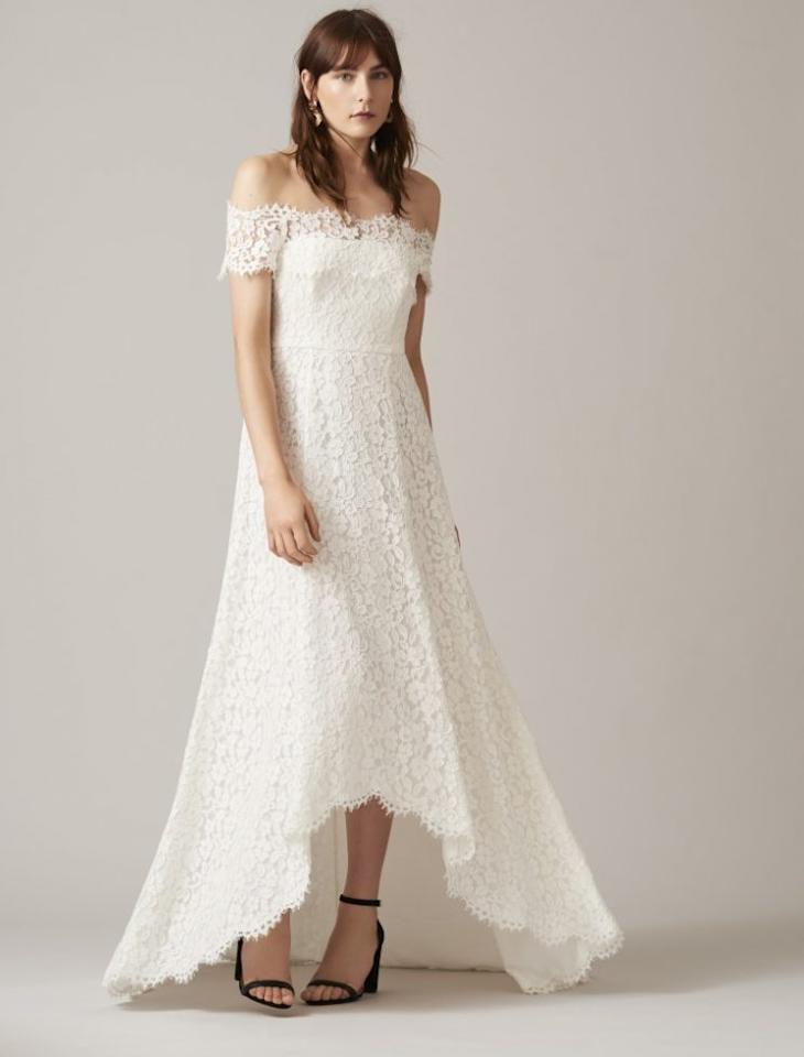 Every look from Whistles' debut wedding dress collection