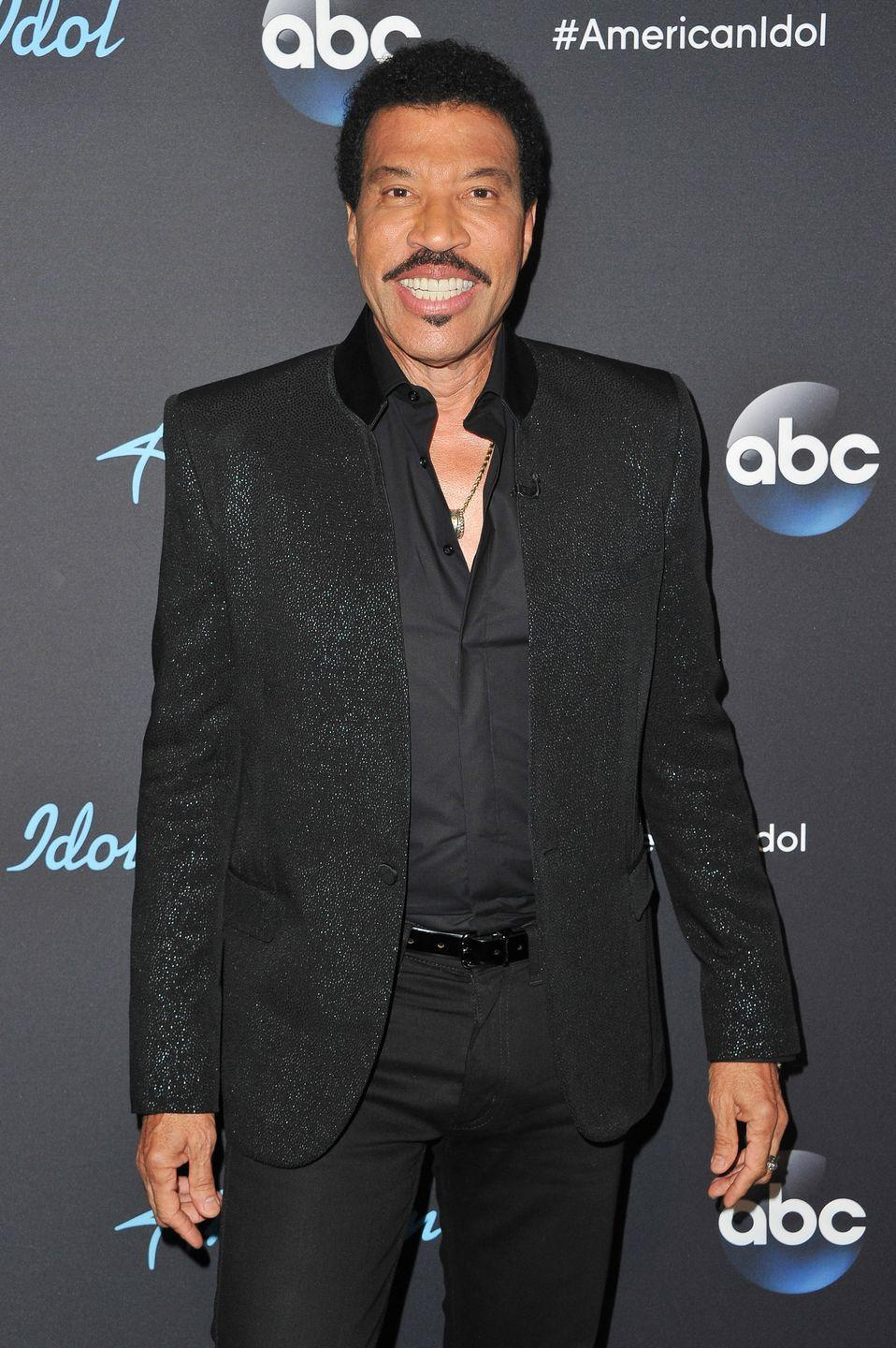 <p>Although Luke Bryan is the country star on <em>American Idol</em>, he's not the only southern judge on the show. Lionel once considered becoming a priest but decided on a career in music instead.</p>