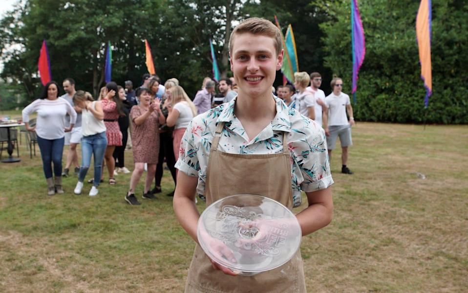 Peter Sawkins can barely remember life before Bake Off  - Love Productions