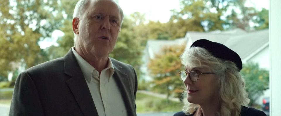 <p>A man (played by John Lithgow) who has his sights set on the future meets a woman (Blythe Danner) who is trapped in the past, and together they take on the present. This romantic drama follows the two as they learn how to love, and in turn, be loved.</p>