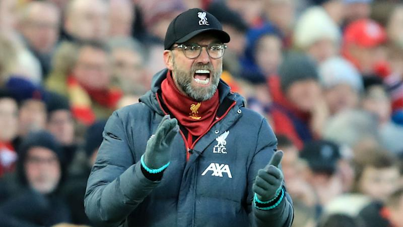 Klopp won't let Liverpool stars get ahead of themselves in title pursuit - Kirkland