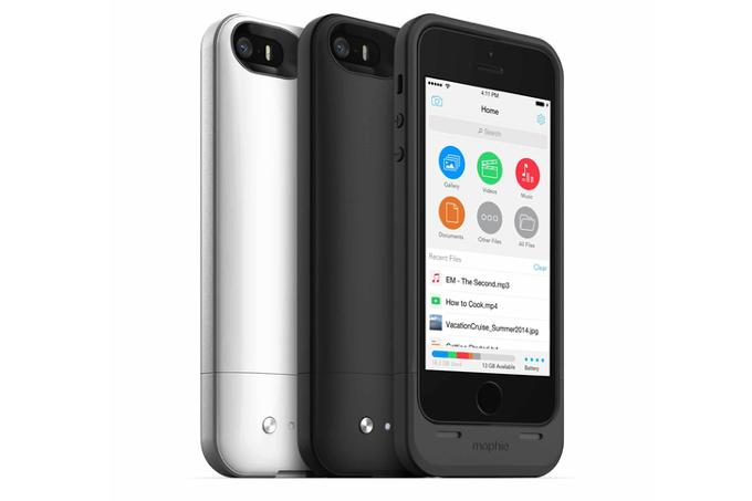 The 64GB Mophie Space Pack $249.95 (US only)