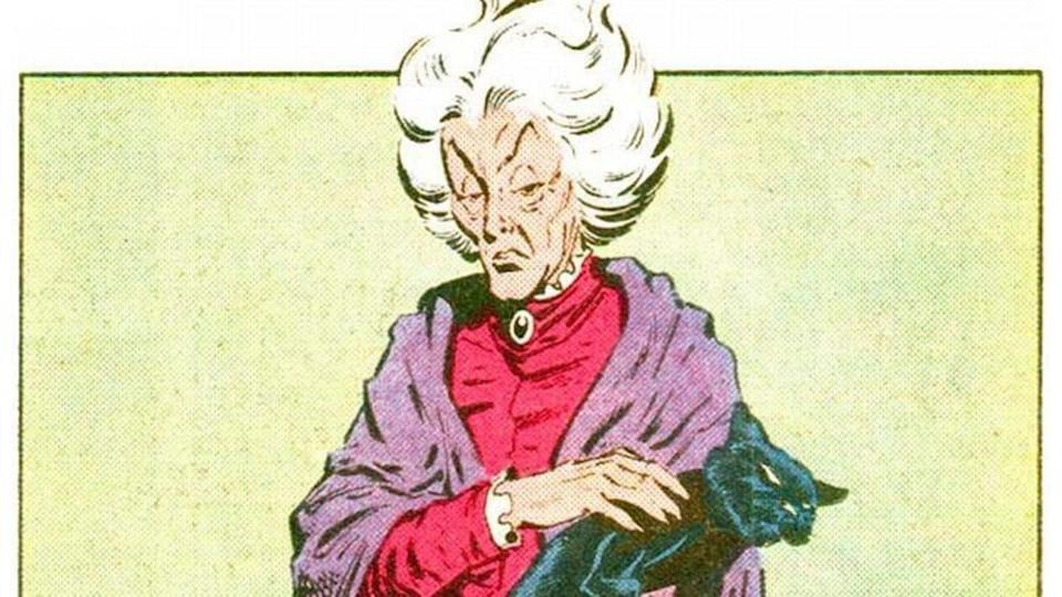 #ComicBytes: The story of Agatha Harkness and her