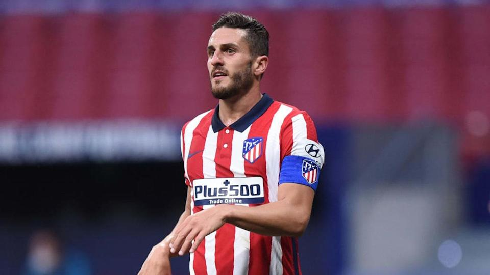 Koke, Atlético de Madrid | Denis Doyle/Getty Images