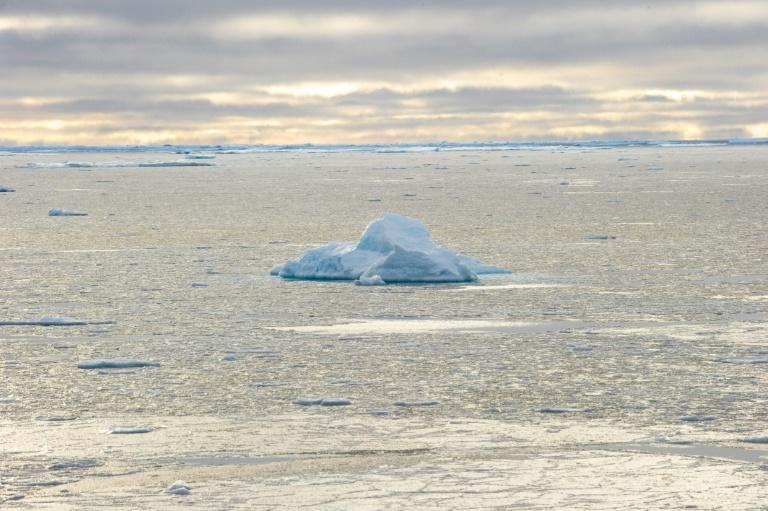 Accelerated global warming and resulting retreating sea ice has meant the opening up of untapped resources and new maritime routes in the Arctic