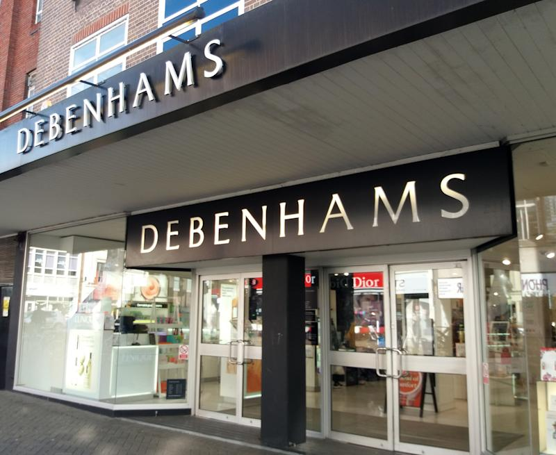 Debenhams secures £200m lifeline with lenders