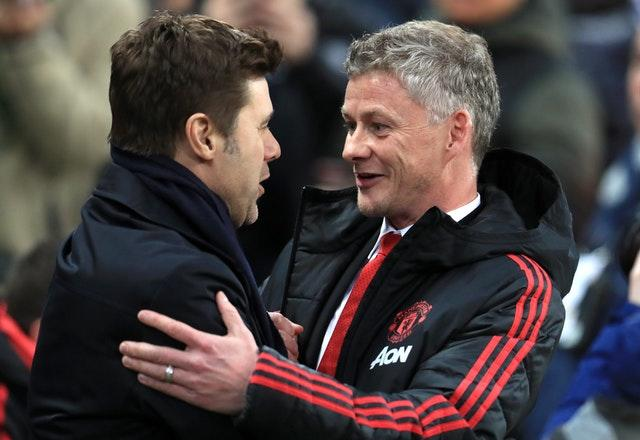 Mauricio Pochettino could replace Ole Gunnar Solskjaer at Old Trafford(Mike Egerton/PA)