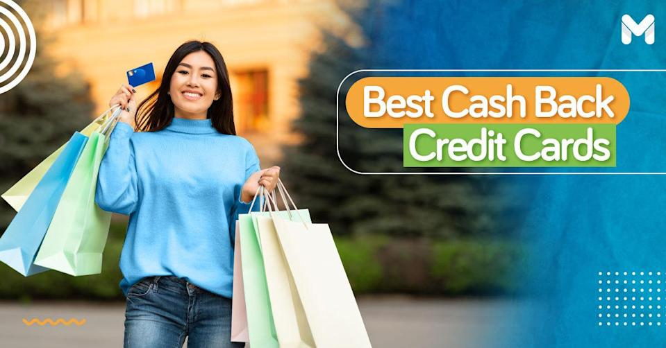 Best Cash Back Credit Cards in the Philippines | Moneymax