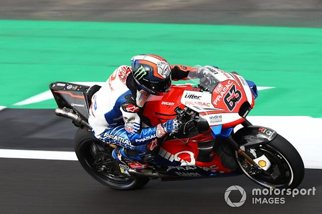 "Francesco Bagnaia, Pramac Racing <span class=""copyright"">Gold and Goose / LAT Images</span>"