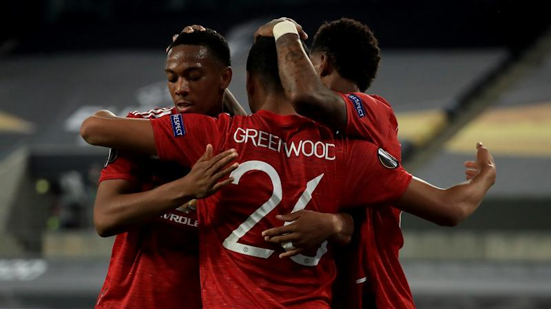 Greenwood takes new Man Utd number but seven shirt left vacant