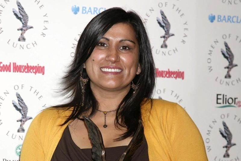 Women's rights campaigner Jasvinder Sanghera: PA