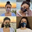 "<p>Adjust the wire in this <span>Nose Wire Cotton Face Mask</span> ($9-$15) to fit your nose snugly. This mask also comes with a filter pocket, <a href=""https://www.popsugar.com/fitness/what-to-use-as-filters-in-face-mask-47450335"" class=""link rapid-noclick-resp"" rel=""nofollow noopener"" target=""_blank"" data-ylk=""slk:which you can use if you'd like"">which you can use if you'd like</a>, but it may make it more difficult to breathe while working out.</p>"