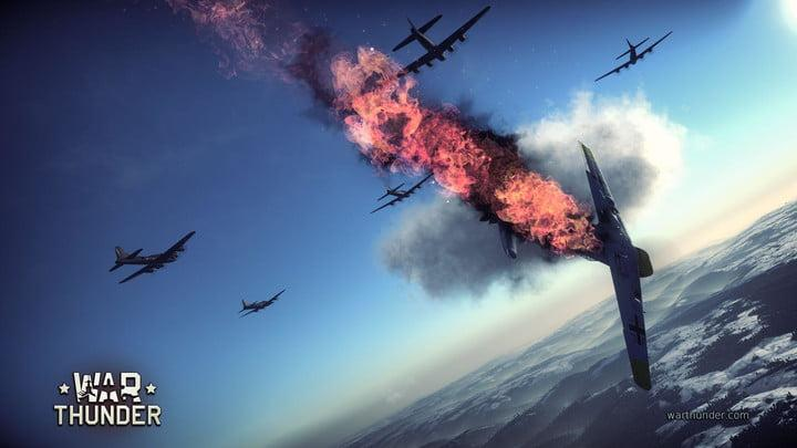 a visual guide to the ps4 launch titles war thunder
