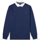 """<p><strong>Polo Ralph Lauren</strong></p><p>endclothing.com</p><p><strong>$155.00</strong></p><p><a href=""""https://go.redirectingat.com?id=74968X1596630&url=https%3A%2F%2Fwww.endclothing.com%2Fus%2Fpolo-ralph-lauren-rugby-shirt-710799331002.html&sref=https%3A%2F%2Fwww.esquire.com%2Fstyle%2Fmens-fashion%2Fg28074063%2Fbest-rugby-shirts%2F"""" rel=""""nofollow noopener"""" target=""""_blank"""" data-ylk=""""slk:Shop Now"""" class=""""link rapid-noclick-resp"""">Shop Now</a></p>"""