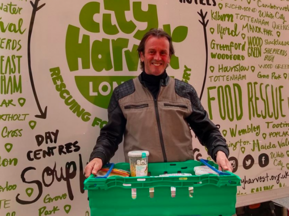 Billy McGranaghan, founder of the Dads House charity and food bank (Dads House)
