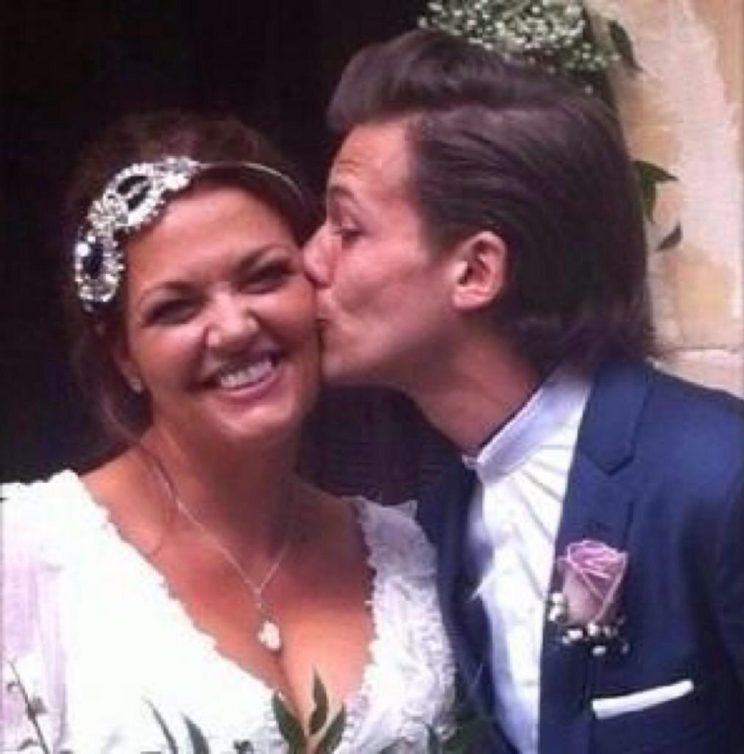 Johannah encouraged Louis to stick with his music career.