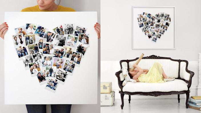 Pick 30 of your favorite pictures to create this collage.