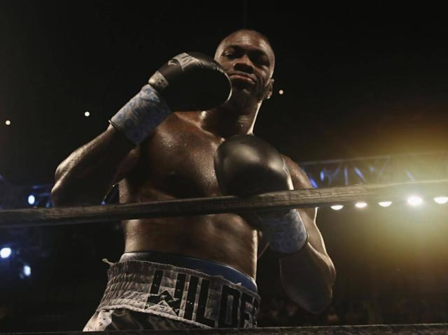Deontay Wilder: Not an NFL player (Getty)