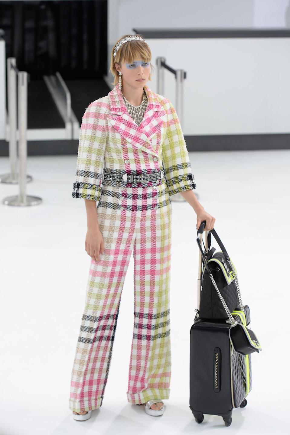 <p>Match your suit to your bag to your luggage to your backpack for a guaranteed upgrade! <i>(Photo: Getty Images)</i></p>
