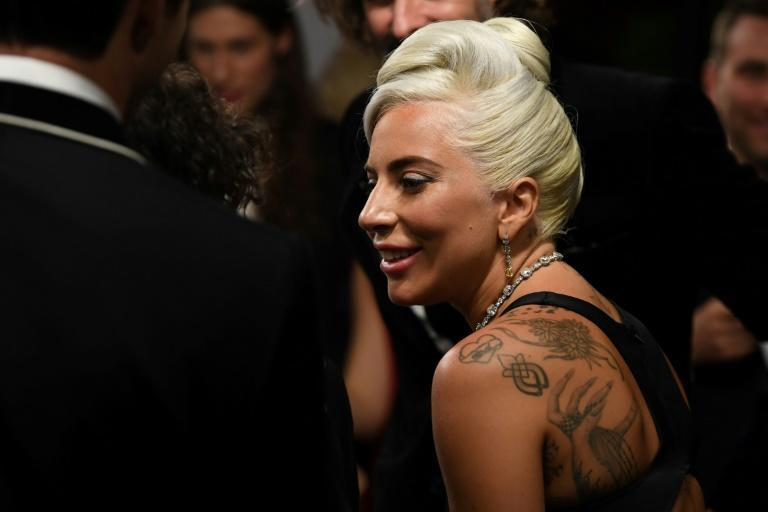 Tedros can call also on some top-level celebrity backing, such as US superstar Lady Gaga (pictured February 2019)