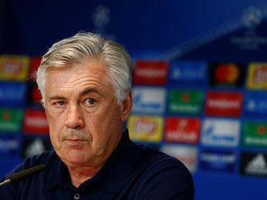 Ancelotti, who was sacked by Bayern Munich last September, replaces Maurizio Sarri who led the club to second in Serie A behind Juventus this season.