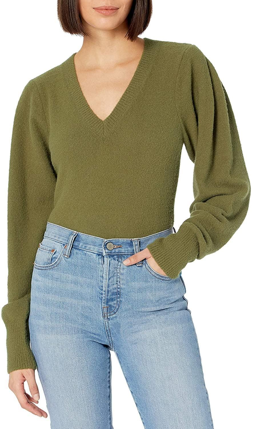 <p>This <span>The Drop Edith V-Neck Sweater</span> ($45) feels so soft.</p>