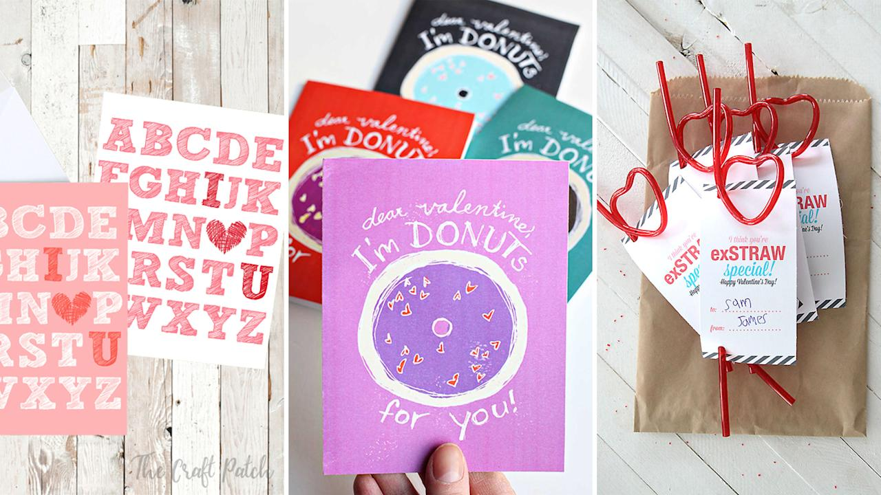 diy valentines cards 22 of the cutest diy s day cards to make this year 12577