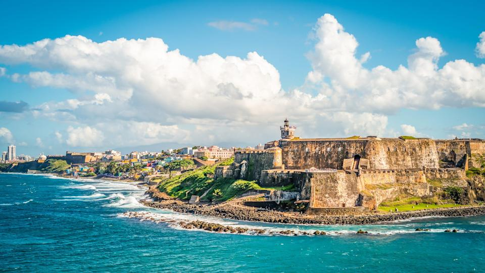 San Juan, Puerto Rico, is also European and historic, plus you get the added authenticity of speaking Spanish.