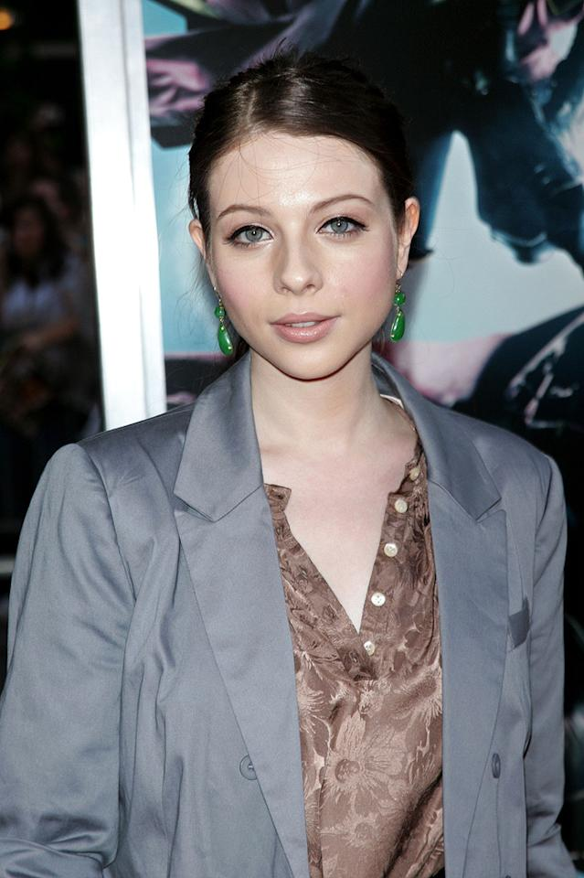 """<a href=""""http://movies.yahoo.com/movie/contributor/1800019074"""">Michelle Trachtenberg</a> at the New York premiere of <a href=""""http://movies.yahoo.com/movie/1809791044/info"""">Harry Potter and the Half-Blood Prince</a> - 07/09/2009"""