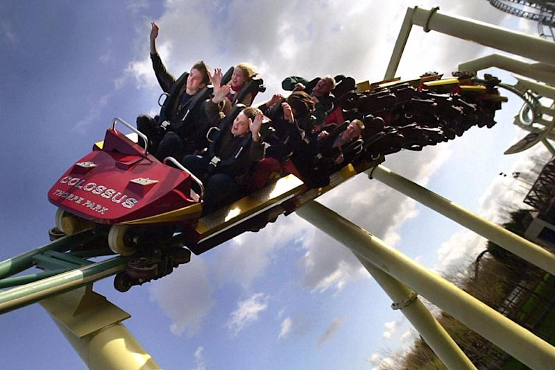 Roller coasters are an effective way of removing kidney stones, research has found: PA