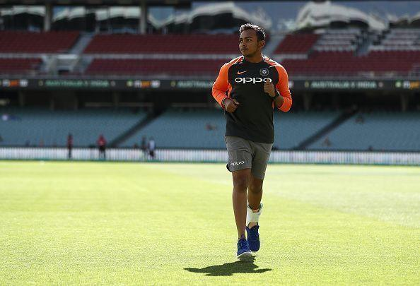 Prithvi Shaw has been in the news for all the wrong reasons