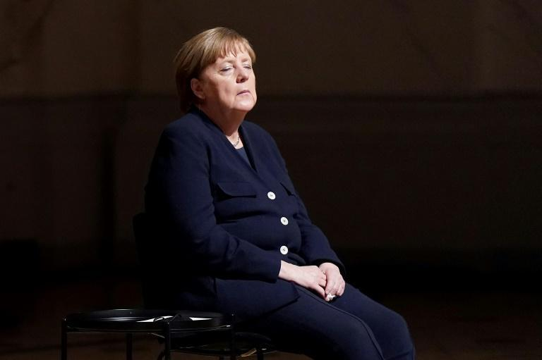 Merkel is stepping down after 16 years in power