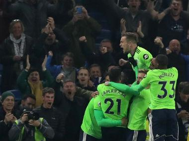 Premier League: Cardiff City keep survival bid alive with crucial win over relegation rivals Brighton and Hove Albion