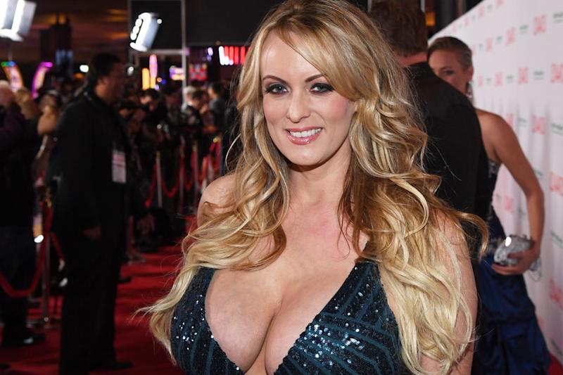 Stormy Daniels starts crowdfunding campaign to pay for lawsuit against Trump