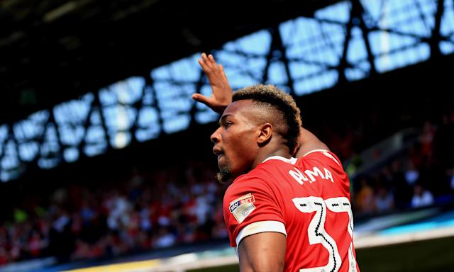Adama Traore has been transformed since Tony Pulis's arrival at Middlesbrough.