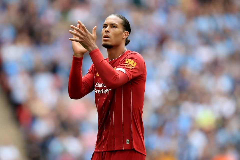 Virgil Van Dijk became the most expensive defender in the world when he signed for Liverpool in the 2018 January transfer window. The Dutchman moved to Liverpool from former Premier League side Southampton for £80 million, smashing the previous record by £28 million, set just a year earlier. (Credit: Getty Images)