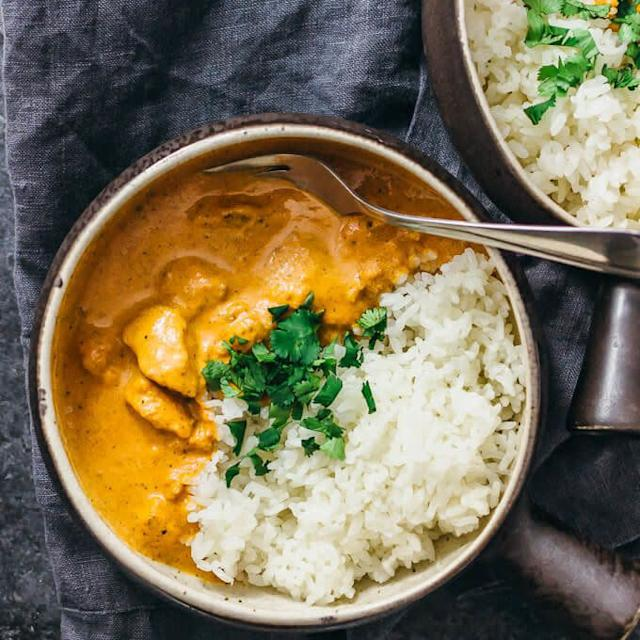 <strong>Get the <span>Instant Pot Chicken Tikka Masala recipe</span> from Savory Tooth</strong>
