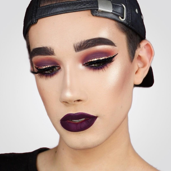 James Charles is CoverGirl's first Cover Boy — and that is freaking one mom out. (Photo: Instagram)