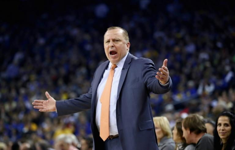 Tom Thibodeau is in final talks with the New York Knicks about a deal to coach the NBA club, according to multiple reports Saturday