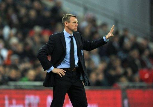 Pearce has indicated a willingness to lead England at the Euros if a permanent successor is not found