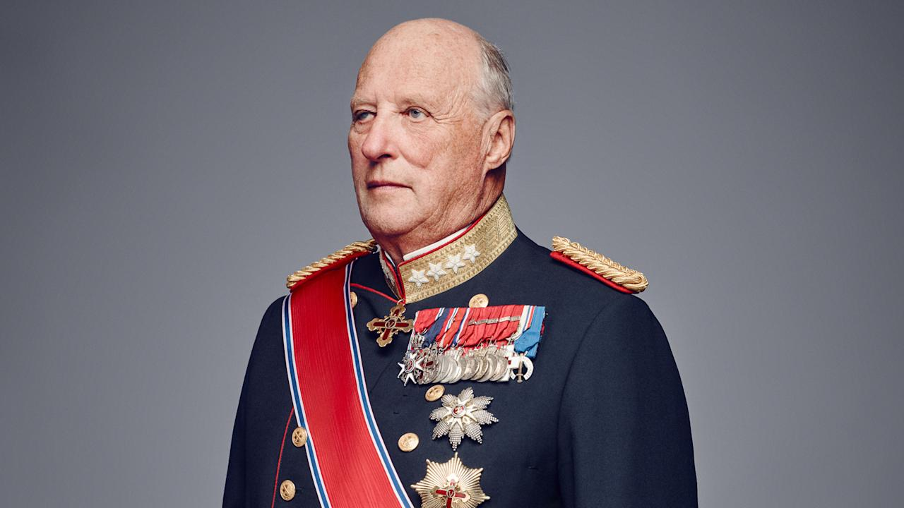 PstrongKing Of Norway Strong P