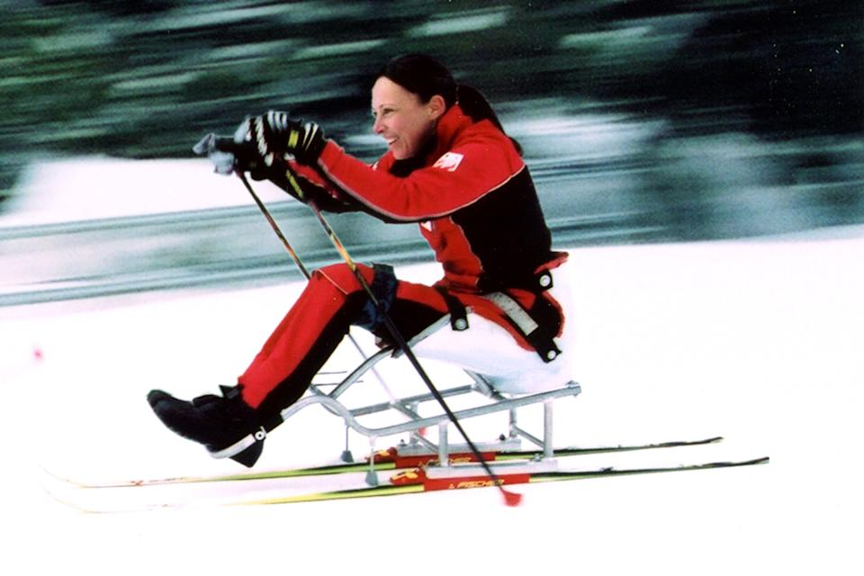 Of the three sports she competed in, Candace Cable believes cross-country skiing was the most demanding — and rewarding. (Wallace A. Marsh, WAM3.com)