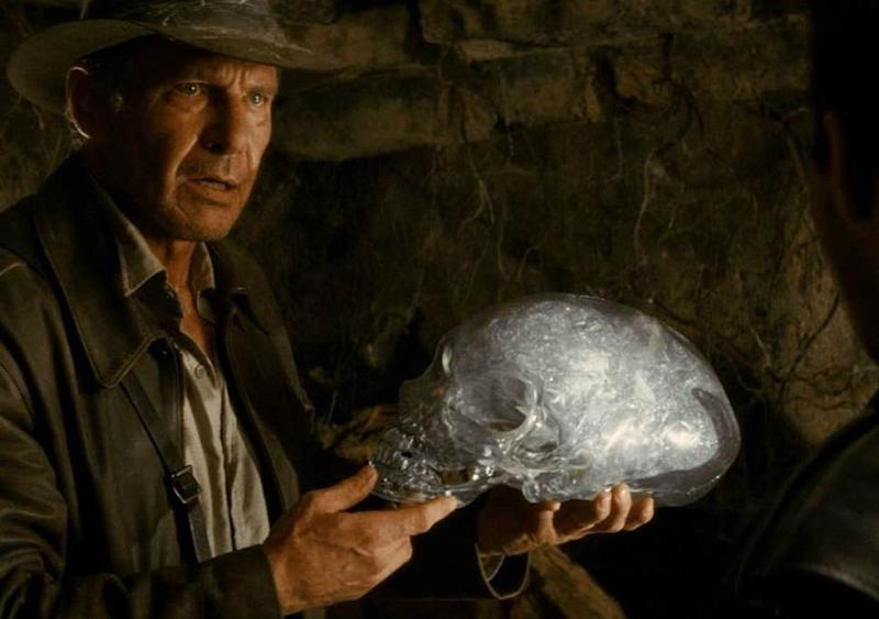 Harrison Ford in Indiana Jones and the Kingdom of the Crystal Skull (Credit: Lucasfilm)