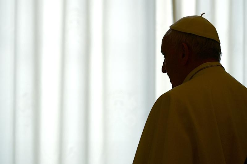 The Vatican announced that accounting giant PricewaterhouseCoopers will carry out its first external audit, as Pope Francis seeks to make the Holy See's finances more transparent (AFP Photo/Vincenzo Pinto)